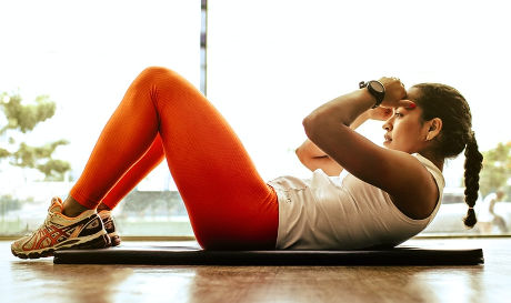 Basic workout / fitness vocabulary and phrases